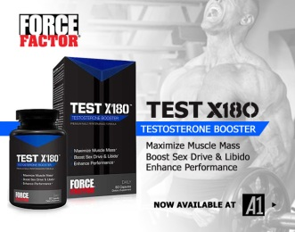 test x180 by force force factor